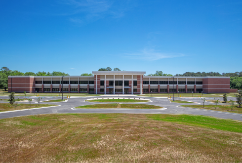 AFRC Consolidated Mission Complex Phase 1, Robins AFB, GA