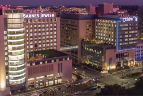 BJC Campus Renewal, Washington Univ. School of Medicine, St. Louis, MO