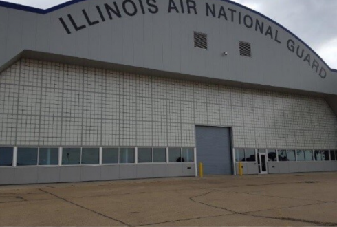 Repair Building Envelope P-1, 183FW ILANG, Springfield, IL