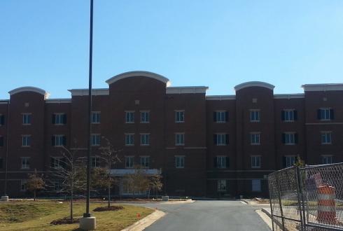 Commissioning, Candlewood Suites, Redstone Arsenal, Alabama