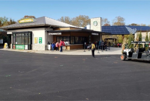 Commissioning, St. Louis Zoo Lakeside Retail Building Replacement, St. Louis, MO