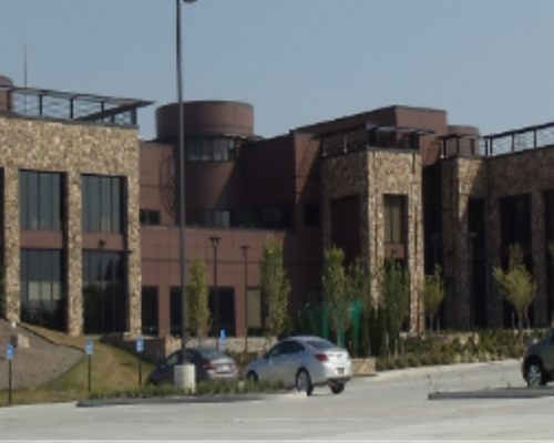 Joint Armed Forces Reserve Center, New Castle, DE (LEED Gold)