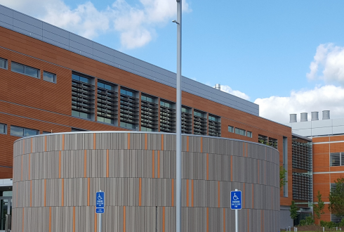 Donald Danforth Plant Science Center Expansion, St. Louis, MO