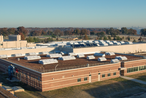 Engineering/Warehouse Building, VAMC, Jefferson Barracks Division, St. Louis, MO